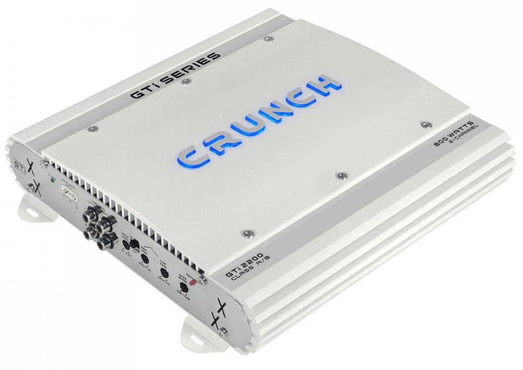 Amplificator Auto Crunch GTi 2200