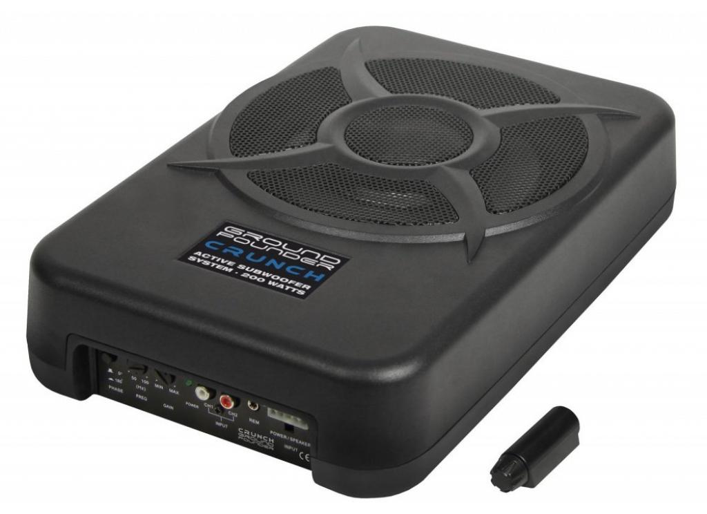 Subwoofer Auto Crunch GP 808