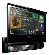 Player AV Auto Pioneer AVH-X7700BT