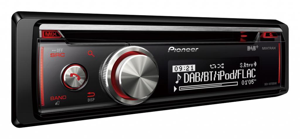 Radio Bluetooth USB CD MP3 Car Stereo Player /& Aerial Pioneer DEH-X8700DAB DAB
