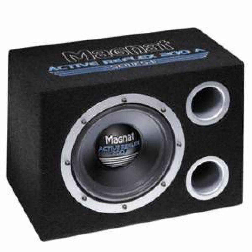 subwoofer auto magnat active reflex 200a seria ii. Black Bedroom Furniture Sets. Home Design Ideas