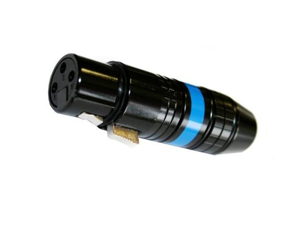 Conector XLR KaCsa Audio MC-946G