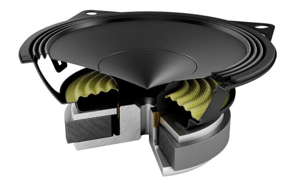 Woofer Auto Audison AP 5