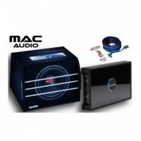 Subwoofer Auto Mac Audio Reference Reflex Bass pack
