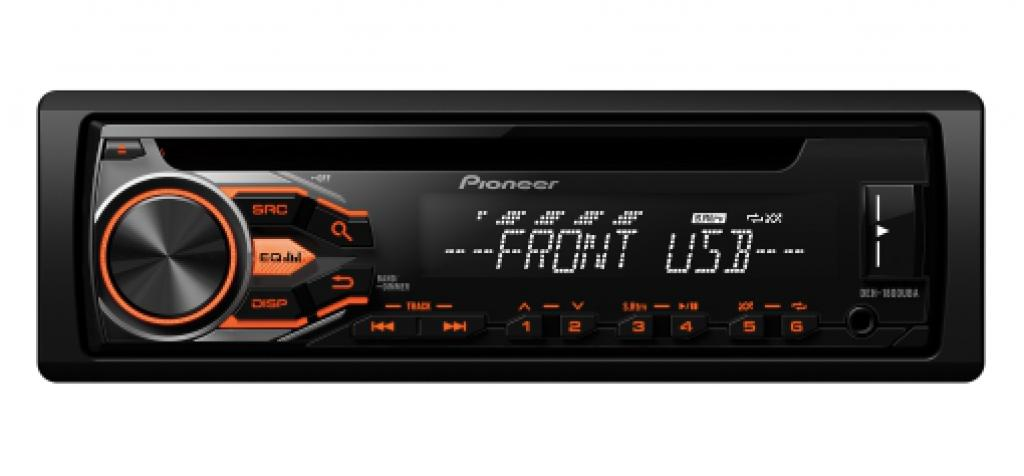 CD Player Auto Pioner DEH-1800UBA