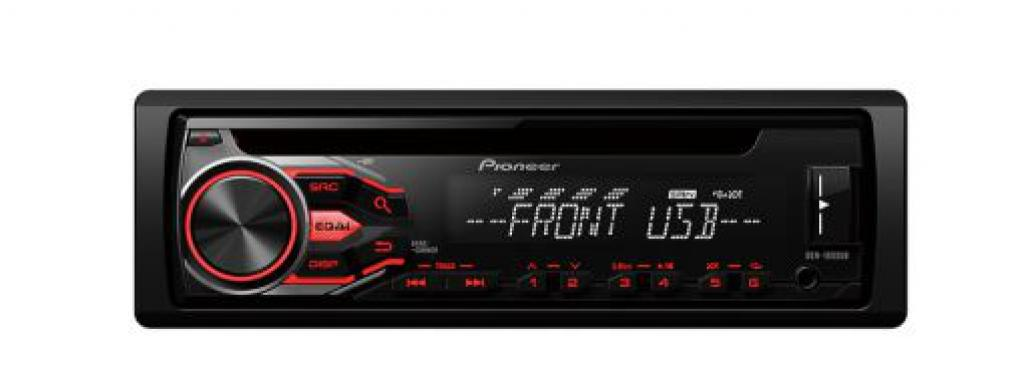 CD Player Auto Pioner DEH-1800UB