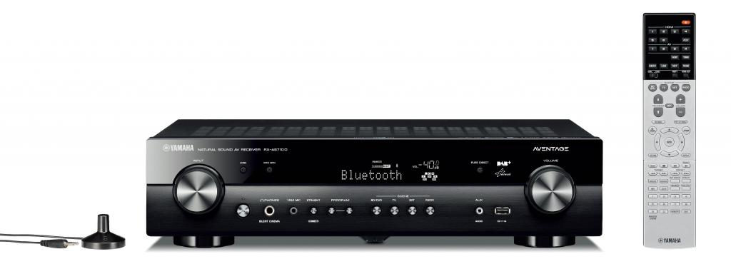 Receiver AV Yamaha MusicCast RX-AS710D