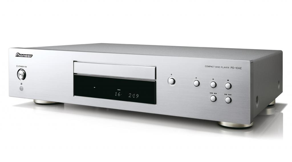 CD Player Pioneer PD-10AE