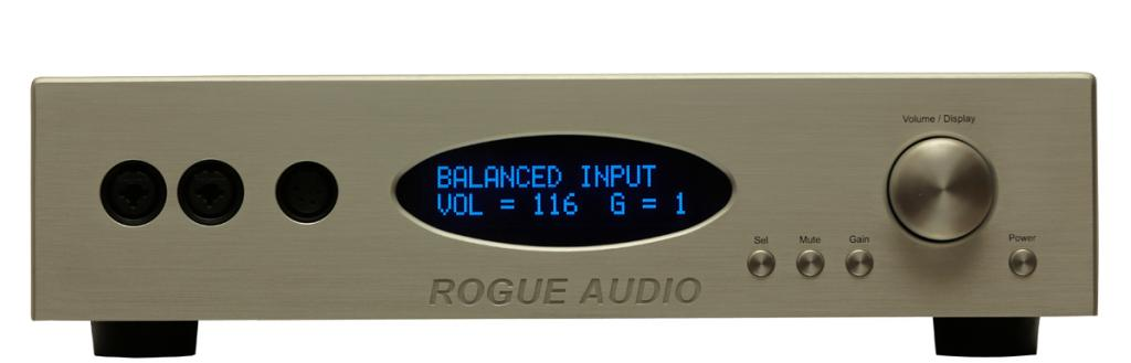 Amplificator de Casti Rogue Audio RH-5