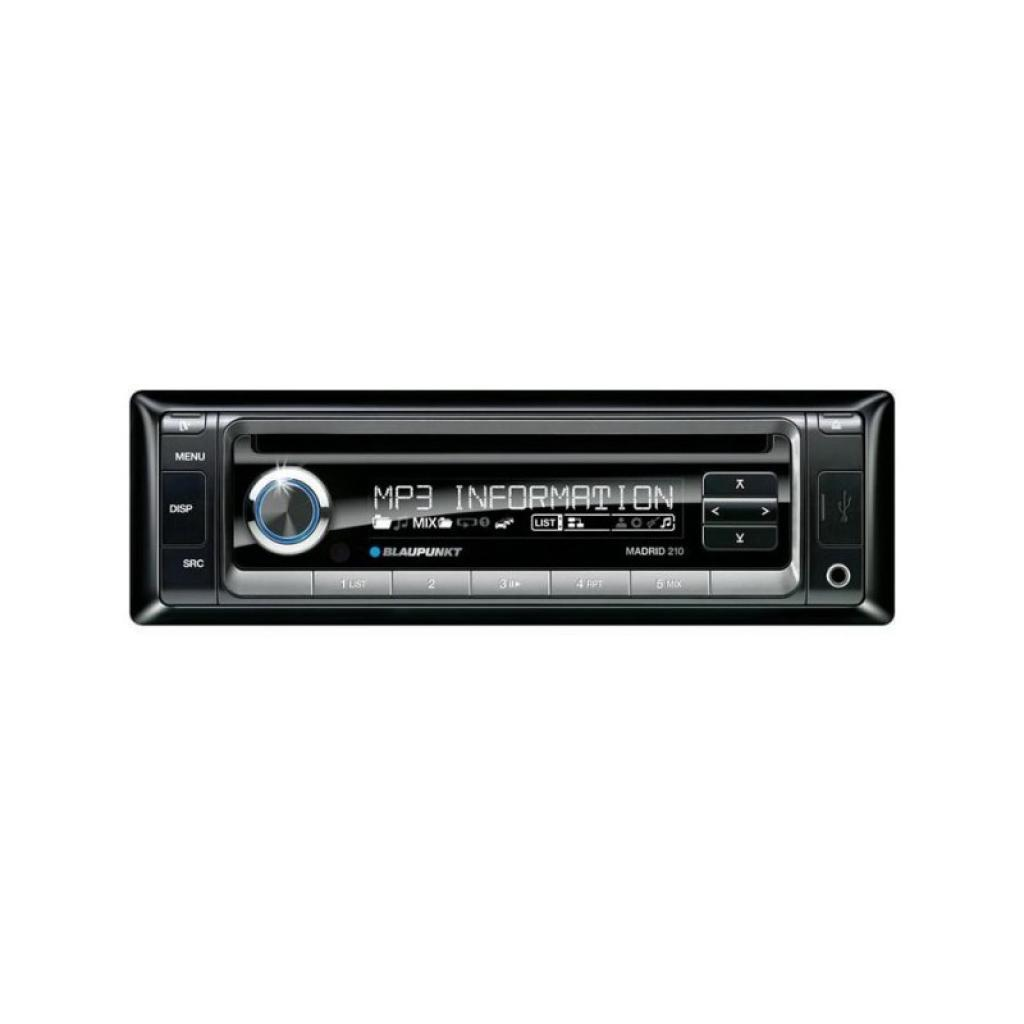 CD Player Blaupunkt Madrid 210 EU