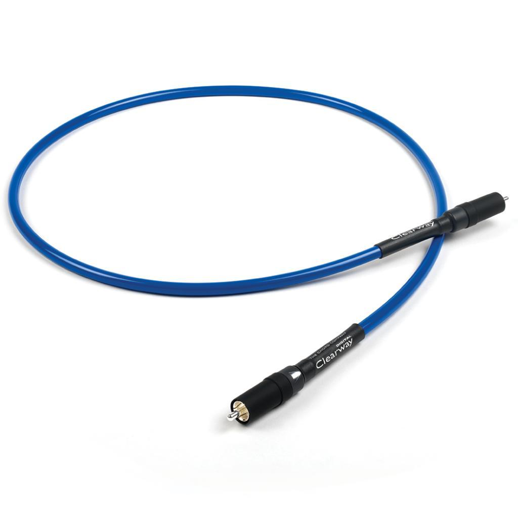 Cablu Coaxial Digital Chord Clearway 1 metru
