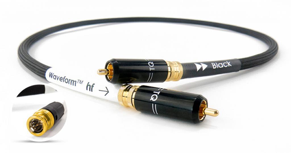 Cablu Digital BNC Tellurium Q Black 1 metru