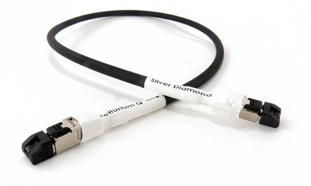 Cablu Digital Streaming Tellurium Q Silver Diamond 1 metru
