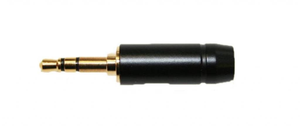 Conector Jack 3.5mm KaCsa Audio AP-341G