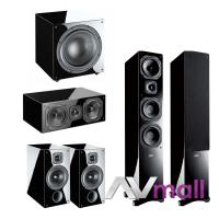 Pachet Boxe Indiana Line Diva 650 + Boxe Indiana Line Diva 262 + Boxa Indiana Line Diva 752 + Subwoofer Activ Indiana Line Basso 942