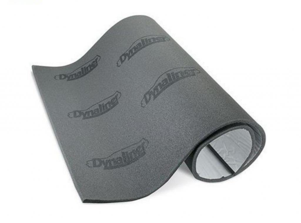 Material Insonorizare Auto Dynamat Dynaliner 1/4 6mm 1.12m2