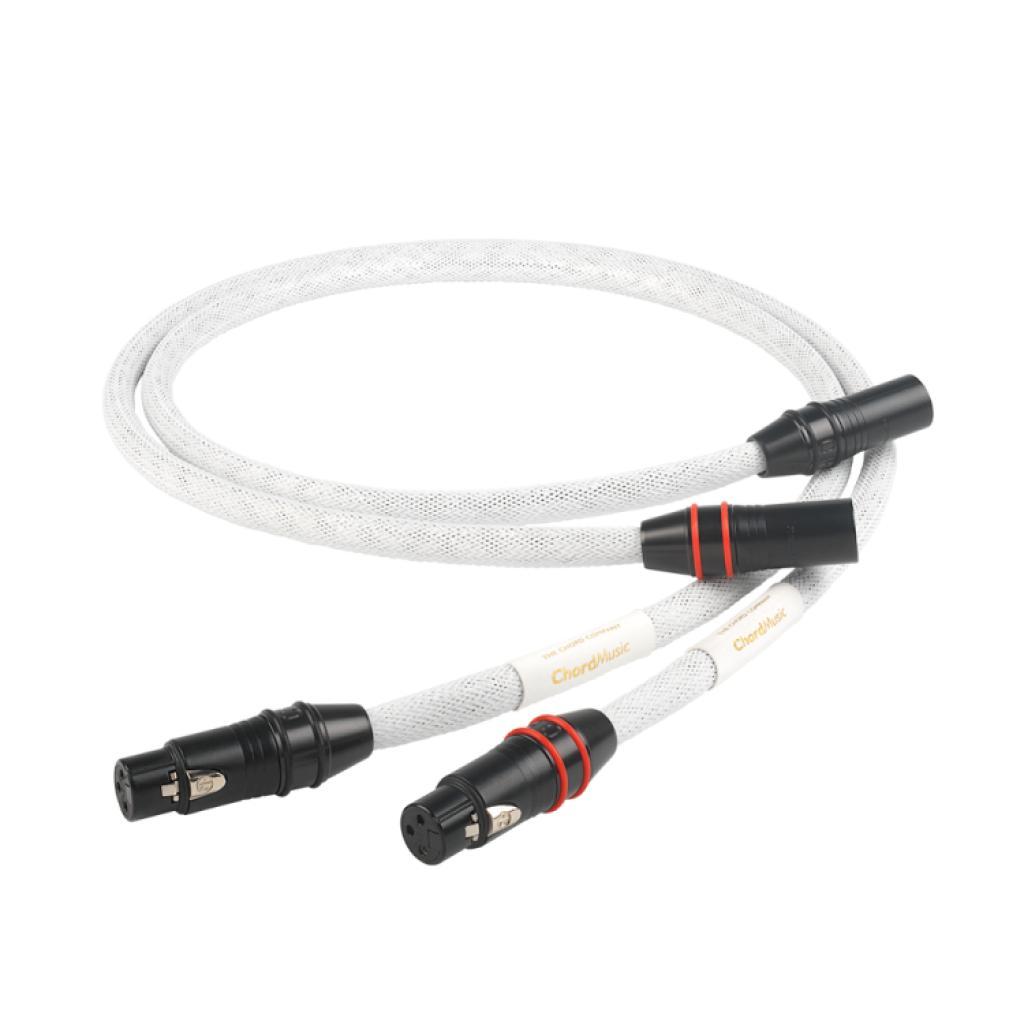 Cablu Interconect XLR Chord Music Series 1 metru