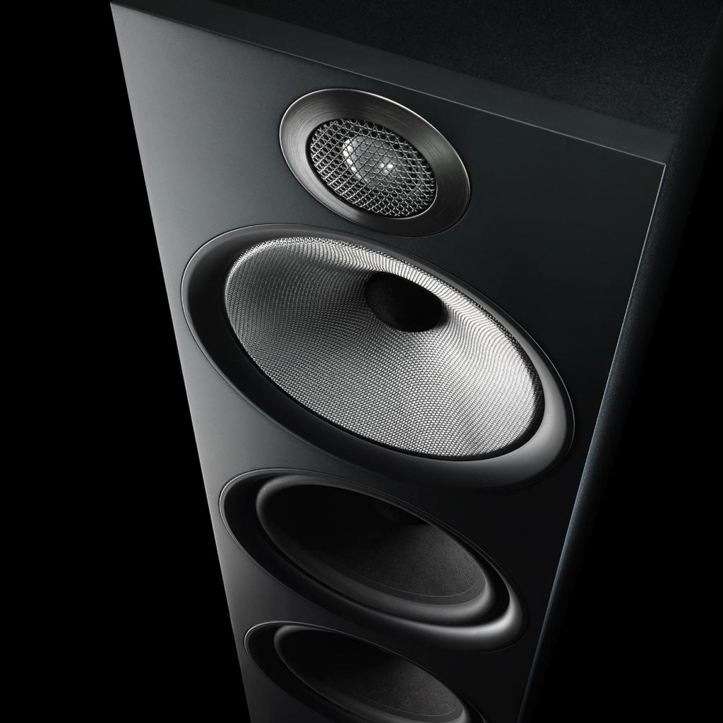 Boxe Bowers Wilkins 603