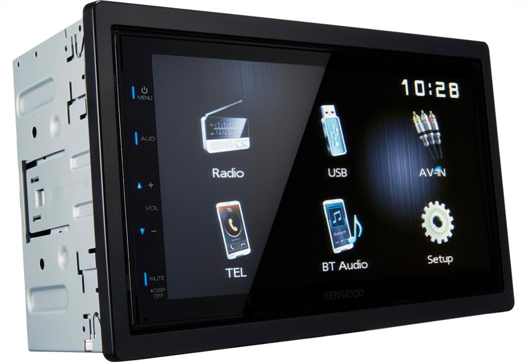 DVD Player Auto Kenwood DMX-110BT