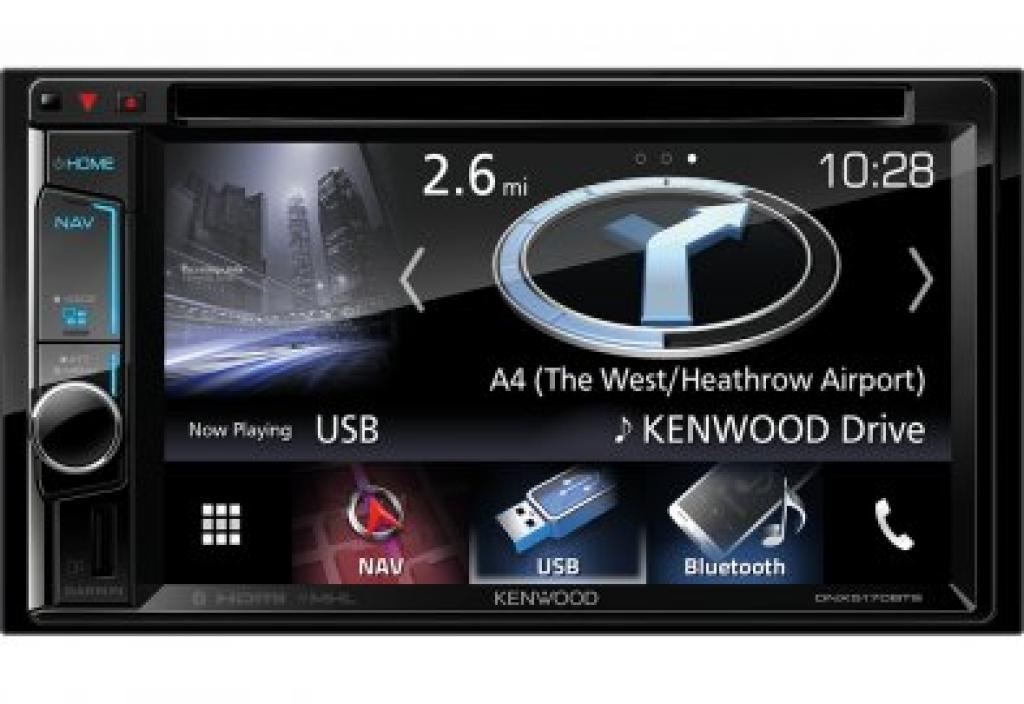 DVD Player Auto Kenwood DDX-4018BT