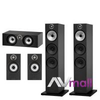 Pachet Boxe Bowers Wilkins 603 + Boxe Bowers Wilkins 607 + Boxa Bowers Wilkins HTM6