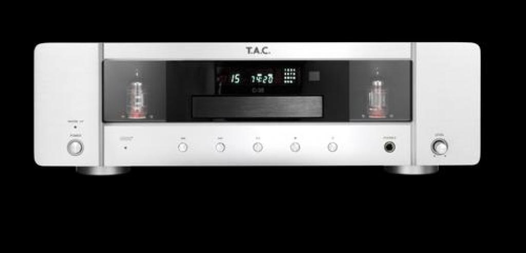 CD Player T.A.C. C-35