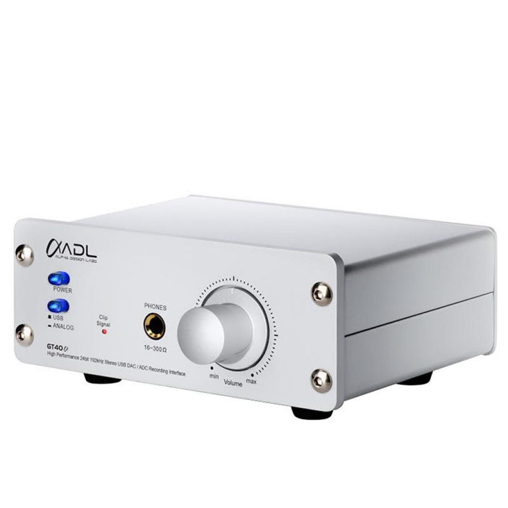 Convertor Digital/Analog (DAC) ADL by Furutech GT40a