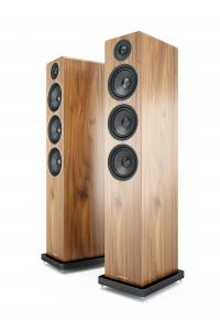 Boxe Acoustic Energy AE120 Walnut vinyl veneer