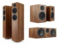 Pachet Boxe Acoustic Energy AE309 Walnut wood veneer + Boxe Acoustic Energy AE300 Walnut wood veneer + Boxa Acoustic Energy AE307 Walnut wood veneer