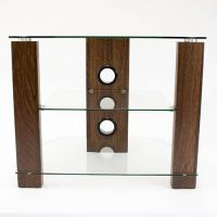 Rack AV TTAP Vision TV Stand in Walnut 3S 600mm